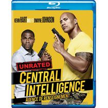 Central Intelligence (Blu-ray + Digital HD) (Bilingual)