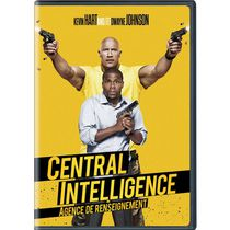 Central Intelligence (DVD + Digital Copy) (Bilingual)
