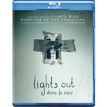 Lights Out (Blu-ray + DVD + Digital HD) (Bilingual)