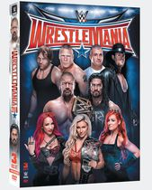WWE 16  - Wrestlemania 32 3 Disc Set DVD