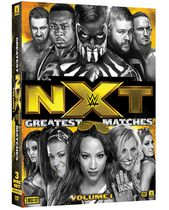 WWE Next Greatest Matches - Volume 1 DVD