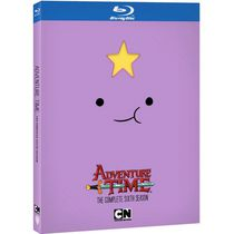 Cartoon Network: Adventure Time - The Complete Sixth Season (Blu-ray)