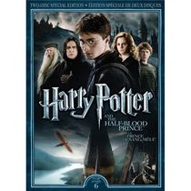 Harry Potter And The Half-Blood Prince (Two-Disc Special Edition) (Bilingual)