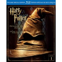 Harry Potter And The Philosopher's Stone (Two-Disc Special Edition) (Blu-ray) (Bilingual)
