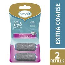 Amopé Pedi Perfect Diamond Crystals Roller Heads