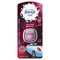 Febreze CAR Vent Clip Fresh Twist Cranberry Air Freshener