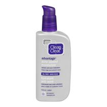 CLEAN & CLEAR® ADVANTAGE® Oil Free Acne Control Moisturizer Lotion, 118 mL