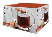 Libbey Robusta Mug Glasses