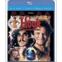 Hook (Blu-ray + DVD) (Bilingual)