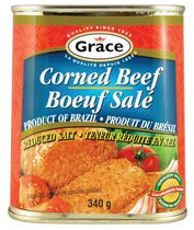 Grace Less Salt Corned Beef
