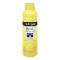 NEUTROGENA® Beach Defense™ Sunscreen Spray - SPF 60