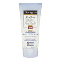 Neutrogena® Ultra Sheer® Dry-Touch SPF 30  Sunscreen Lotion