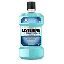 Listerine® Ultraclean® Anti-Stain Antiseptic Mouthwash