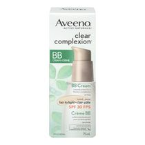 AVEENO® CLEAR COMPLEXION® BB Cream, Fair to Light, 75 mL