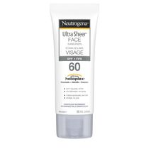 NEUTROGENA® Ultra Sheer® Face Sunscreen Lotion - SPF 60
