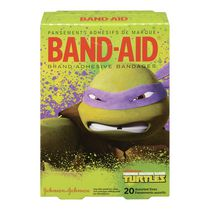BAND-AID®Adhesive Bandages, TEENAGE MUTANT NINJA TURTLES™