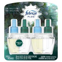 Febreze NOTICEables Fresh Cut Pine Dual Oil Refill Air Freshener