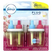 Febreze NOTICEables Fresh Twist Cranberry Dual Oil Refill Air Freshener