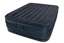 Intex Queen Raised Downy Air Mattress