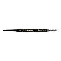 Crayon à sourcils Shady Slim de LA Girl Medium Brown