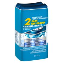 Gillette Endurance Power Beads Antiperspirant/Deodorant Twin Pack