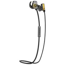 Casque d'écoute Bluetooth intra-auriculaire ROC Sport SuperSlim de Monster avec bouton minces d'isolation sonore
