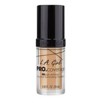 LA Girl Pro Coverage HD Liquid Foundation NATURAL