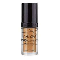 LA Girl Pro Coverage HD Liquid Foundation Nude Beige