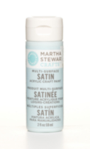 Satinèe multi-surface de Martha Stewart - brume d'été