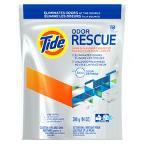 Tide Odour Rescue with Febreze Odour Defense In-Wash Laundry Booster Pacs