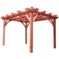 OLT 10 x10 Cedar Breeze Pergola Kit