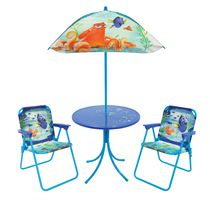 Disney Finding Dory 4 Pieces Patio Set