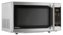 Danby Designer 0.7 cu. ft. stainless steel microwave