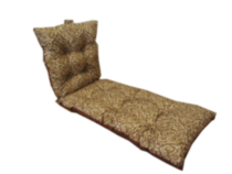 Deluxe Reversible Lounge Cushion