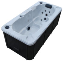 Canadian Spa Hot Tub - Yukon Plug and Play 17 Jet 2 Person Spa