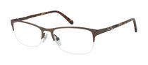 Christie Brinkley Women's C312 Brown Optical Frame