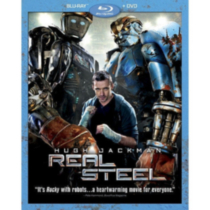 Real Steel (2-Disc) (Blu-ray + DVD)