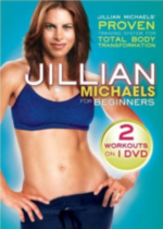 Jillian Michaels For Beginners - Frontside/Backside Combo