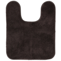 Mainstays Bath Mat - Contour, coffee bean