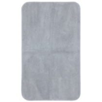 Mainstays Bath Mat - 20x34, light grey