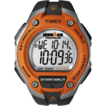 Timex IRONMAN® 30-Lap Oversize Orange
