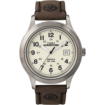 Timex Expedition® Metal Field Mens Analogue Brown