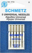 Schmetz Universal Machine needle, #14
