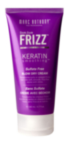 bye.bye FRIZZ Keratin Smoothing Blow Dry Cream