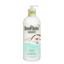 Down Under Natural's Hypoallergenic Shampoo