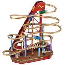 Mr. Christmas World's Fair Grand Roller Coaster