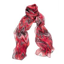 George Women's Wrap Printed Scarf Multi