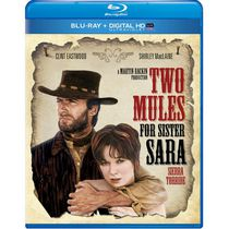 Two Mules For Sister Sara (Blu-ray + Digital HD) (Bilingual)
