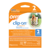 Off!® Clip-On Mosquito Repellant Refill