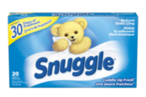 Snuggle® Snuggle Up Fresh Fabric Softener Sheets